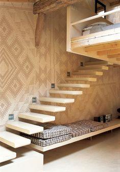 staris, walls. Fantastic!