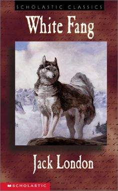 Jack London's White Fang was a unique piece of literature in that it was told mostly from the perspective of an animal. The Disney movie bares little resemblance to London's brutally violent story.