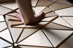 木製結構性椅子   MyDesy 淘靈感