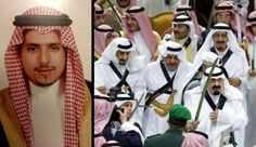 SAUDI PRINCE DEFECTS FROM ROYAL FAMILY