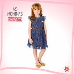 Vestido infantil plissado perfeito para sua menina brilhar <3