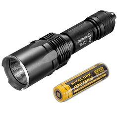 First Tactical MEDIUM Lampe Torche Police Sécurité Armée DEL torche lumière lampe de poche