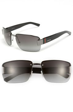 2675465a5a7 Gucci Rimless Sunglasses