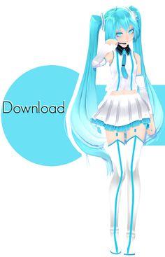 TDA Parade Dancer Miku Download by KigiminLen