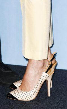 La tendencia troquelada ¡también en tus zapatos!