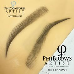 Super supreme beauty academy Thailand +66985568519 Phibrows Tananyaphat