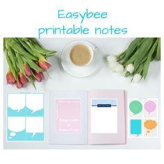 Notes, Printables, Report Cards, Printable Templates