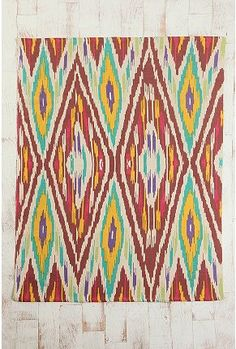 obsessed with ikat