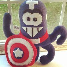 The First Avenger Captain Takomerica