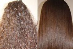 Nada mais bonito que os cabelos lisos naturalmente. Mesmo com muitos produtos, tratamentos, técnicas e aparelhos como secadora e chapinha.