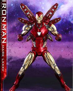 "The Avengers Movie Concept Series 4/"" Figure #3 2012 HEAVY ARTILLERY IRON MAN"