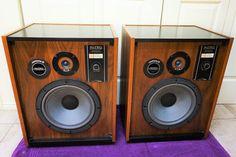 Resultado de imagen para vintage altec lansing speakers