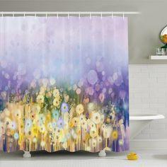 American Shower Curtain set Aztec Calendar on Old Stone Bathroom Curtain 71Inch