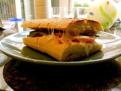 Foodstuff - Sandwich on Pinterest | Tomato Mozzarella, Paninis and ...
