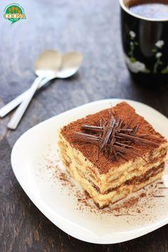 Tiramisú italiano, receta del clásico postre italiano ¡sin huevo crudo!. | cocinamuyfacil.com