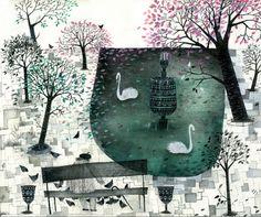 Illustrations - Illustrations by Lana Startseva