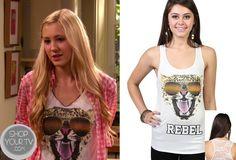 Good Luck Charlie: Season 4 Episode 9 Future Charlie's Cheetah Rebel Tank
