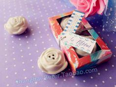 56 pcs = 28 box ( 2 pçs/caixa ) rosa bola cerâmica sal e pimenta Shakers lembranças de festa de casamento TC028