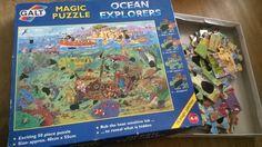 Galt Magic puzzles - Ocean Explorers