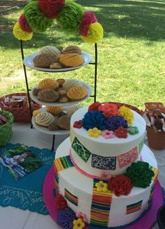 Quinceanera Party Planning – 5 Secrets For Having The Best Mexican Birthday Party Mexican Pinata, Mexican Fiesta Party, Fiesta Theme Party, Fiesta Cake, Mexican Cakes, Mexico Party Theme, Mexican Birthday Parties, 18th Birthday Party, Birthday Party Themes
