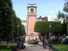 Torre del Reloj del Sol Irapuato