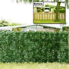 Built A Privacy Fence,easy To Install. Http://www.aliexpress