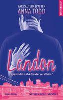 Les lectures de Mylène: Landon, tome 1 d'Anna Todd