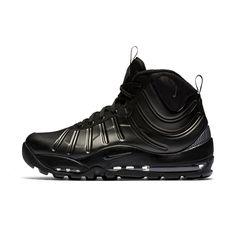 e8100fc28fdbc Nike Air Bakin  Posite Men s Shoe Size 10.5 (Black)