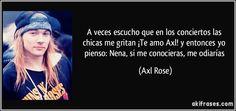 axl rose en concierto - Buscar con Google