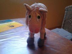 Pferd nach dem Buch von Claire Garland