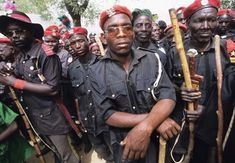 Members of a vigilante group in Madagali Local Government Area of Adamawa State on Wednesday shot dead three suspected female suicide bom. News In Nigeria, Boko Haram, Insurgent, New Music, Police, Female, Group, Hunters, Entertainment