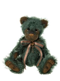 Charlie Bears 2016 Isabelle Collection Jitterbug