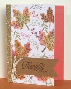More random stamping with #ctmhsotm. Thanks to @fabulouslyartsy for the card design. #ctmh