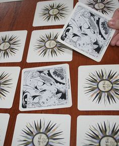 You can purchase a Memory Card Game featuring my original artwork. Play an old and fun classic in style! You can visit my website for more information. http://www.jeannehartmann.com/memory-game.html?platform=hootsuite #jeannehartmann #art