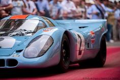 Porsche 917, how cool would it be to see Les Mans?