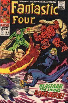 Fantastic Four #63.
