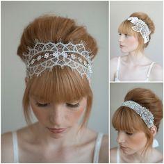"""Свадебные украшения для волос (подборка, DIY) / Украшения для волос / """"Вторая улица"""" - мода и интерьер своими руками!"""