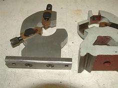 """Traveling Steady by jjr2001 -- I had the 1"""" and 2"""" fixed steady rests for my mini lathe but did not have the traveling steady. I copied (sort of) the 1"""" making changes to fit the material I had on hand and trying to save some chip making time. I came up with what is shown in the pictures below. I did not make an extra set of jaws since the jaws for the 1"""" steady fit it well and I don't see using them both at the same time. They are part aluminum and part hot rolled steel from my stock…"""