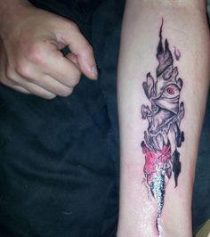 Tattoo by Boxidro Watercolor Tattoo, San, Style, Tatoo, Swag, Temp Tattoo, Outfits