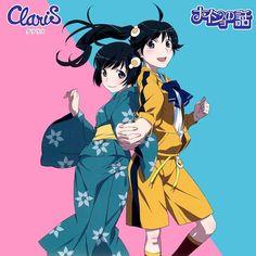 #nowplaying ナイショの話 - ClariS naisyo no hanashi (Fire Sisters)