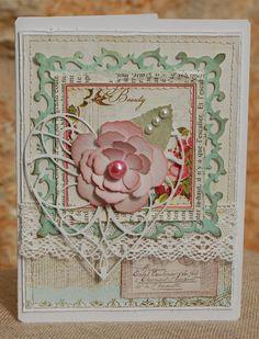 Handmade Greetings Cards - Florence Langley