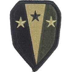 50th Infantry Brigade MultiCam (OCP) Patch