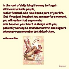 Quote by Barbara Sher