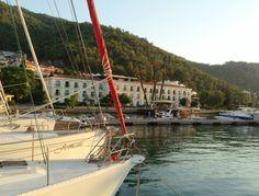 Ece Saray Marina, Fethiye Sailing Day, Sailing Ships, Exotic Places, Boat, Travel, Dinghy, Viajes, Boats, Destinations