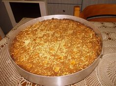 Greek Desserts, Greek Recipes, Macaroni And Cheese, Main Dishes, Recipies, Food And Drink, Cooking Recipes, Vegetarian, Sweets