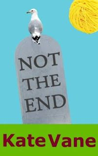 Literary Flits: Not The End by Kate Vane + Giveaway