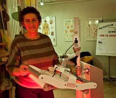 Laserterapi med Giga-laser