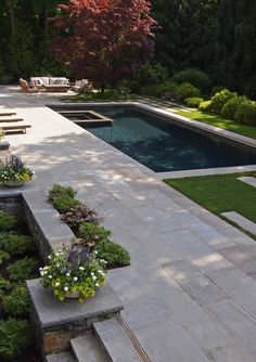 Renee Byers, Landscape Architect, P. - Renee Byers, Landscape Architect, P. is a noted landscape architecture firm serving clients throu - Modern Landscape Design, Landscape Plans, Modern Landscaping, Landscape Architecture, Backyard Landscaping, Landscaping Ideas, Backyard Ideas, Architecture Design, Landscaping Software