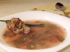 Borş de miel Supe, Delish, Ethnic Recipes, Food, Honey, Essen, Meals, Yemek, Eten