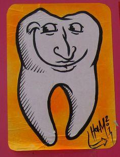 Lachende Zähne... immer ein gutes Zeichnen. #ZahnarztBerlin http://www.casa-dentalis.de/ http://www.zahnarzt-herbst.de/
